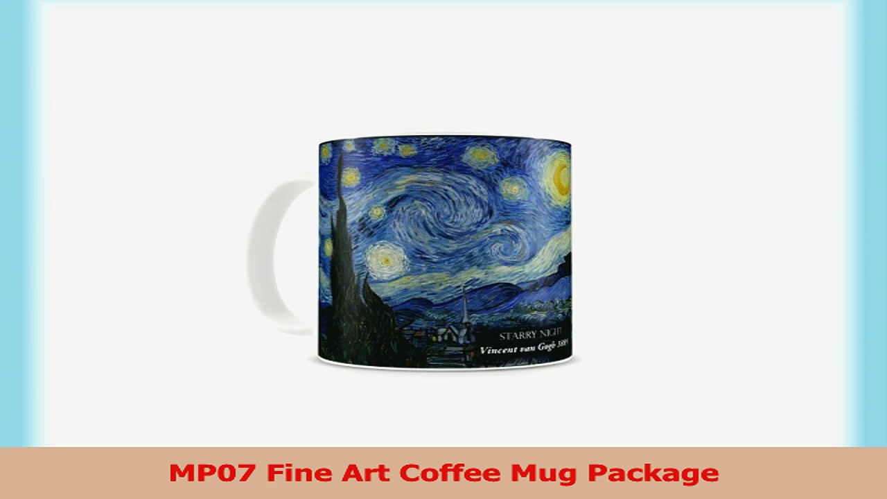 MP07 Fine Art Coffee Mug Package 9a674758