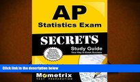Price AP Statistics Exam Secrets Study Guide: AP Test Review