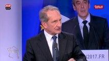 Gérard Longuet : « J'ai beaucoup de respect pour les frondeurs car le rôle d'un parlementaire est d'exprimer ses convictions ».