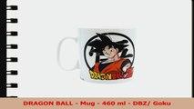 DRAGON BALL  Mug  460 ml  DBZ Goku 08c7b412