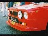 Ballade en Lancia Rally 037