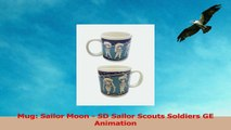 Mug Sailor Moon  SD Sailor Scouts Soldiers GE Animation b4f072fb