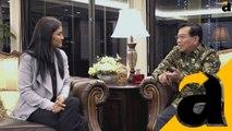 Wawancara Khusus Dirut  BRI Asmawi Syam