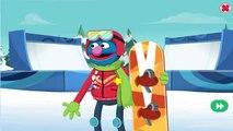 Sesame Streets Grovers Winter - Sesame Streets Games