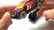 Tomica & Hot Wheels Toy   Loop Coupe Vs Steam Locomotive   Kids Cars Toys Videos HD Collection