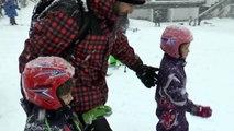 Hautes-Alpes : les Montpelliérains en vacances profitent pleinement de la station de Puy-Saint-Vincent
