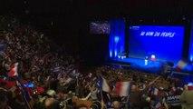 Marine Le Pen, candidate Front national à la présidentielle, a lancé dimanche 5 février à Lyon sa campagne.