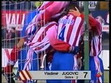 08.12.1998 - 1998-1999 UEFA Cup 3rd Round 2nd Leg Atletico Madrid 4-1 Real Sociedad (After Extra Time)