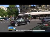 Ratusan Supir Taksi Demo Taxi Uber di Prancis - IMS