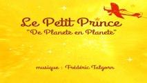 Eric Claire - Le Petit Prince - De planète en planète