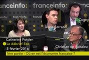 Où en est l'économie française à la veille de l'élection présidentielle ?