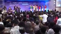 Adoration prophétique Toute louange à notre Dieu- Pasteur Yvan Castanou