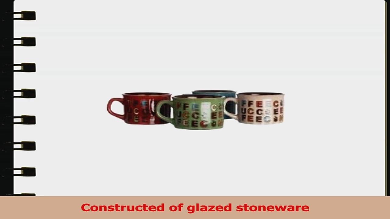 Signature Housewares Coffee Design Soup Mug a48f0cf9