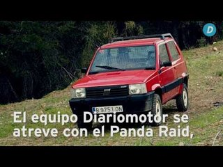 Panda Raid 2017 - Diariomotor