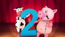 Nursery Rhymes Numbers Song Number 2  Nursery Rhymes Children Songs and  Nursery Rhymes