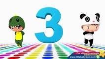 Nursery Rhymes Numbers Song  Number 3 Nursery Rhymes Children Songs and Nursery Rhymes
