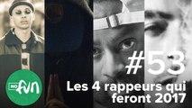 Rap français : les 4 rappeurs qui feront 2017