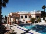 250 000 Euros – Gagner en soleil Espagne : Belle Maison / villa avec piscine  – Bord de mer / plage