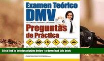 Audiobook  Examen Teórico DMV - Preguntas de Práctica (Spanish Edition) Examen de Manejo Pre Order