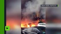 Chine : 18 morts dans l'incendie d'un salon de massage