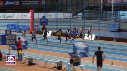 CF Espoirs : Finale 60 m Hommes