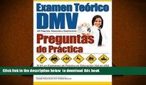 Audiobook  Examen Teórico DMV - Preguntas de Práctica (Spanish Edition) Examen de Manejo For