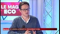 Le mag Eco avec Gregory Lefort, directeur général d'Azendoo - Auxiliadom - silver économie - charcuterie Bordelaise