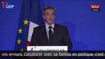 Affaire Penelope Fillon : François Fillon présente ses excuses aux Français