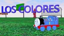 Trenes infantiles - Canciones infantiles de Trenes para niños en español - Videos educativos