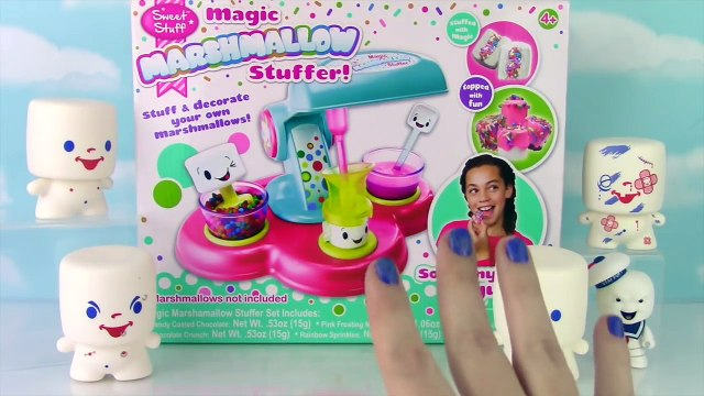 MAGIC MARSHMALLOW STUFFER | Make Sweet Treats with Sprinkles & Frosting