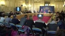 Ségolène Royal réunit les directions et les délégués d'élèves des lycées professionnels maritimes