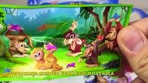 Киндеры Сюрпризы,Unboxing Kinder Surprise Eggs Looney Tunes распаковка игрушек из киндеров new