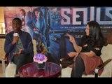Stéphane Bak et Sofia Lesaffre – Interview « Seuls »