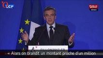 Affaire Penelope Fillon : François Fillon justifie le salaire de son épouse
