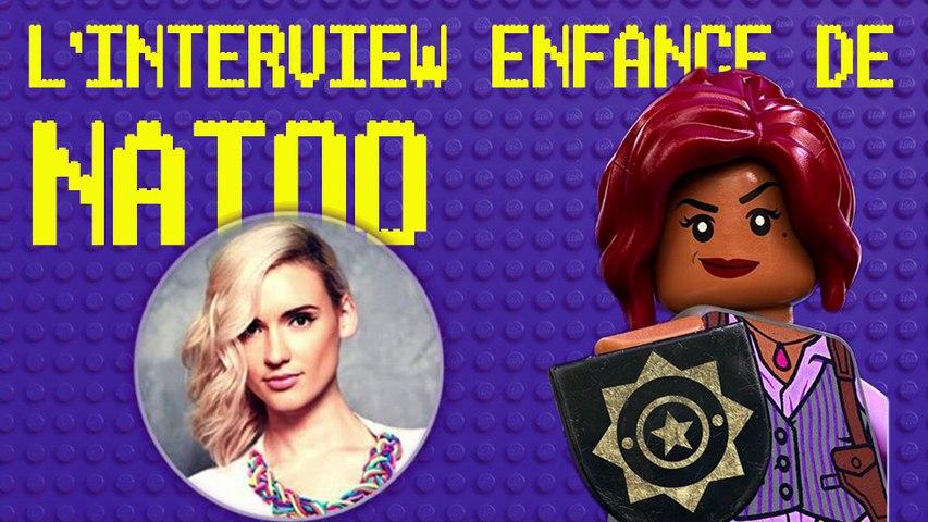 Natoo : son interview enfance pour Lego Batman