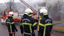 JT breton du lundi 6 février 2017 : le feu au Relecq-Kerhuon