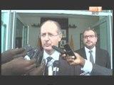 Le 1er ministre Ahoussou Jeannot a échangé avec le chef de délégation de l'Union européenne