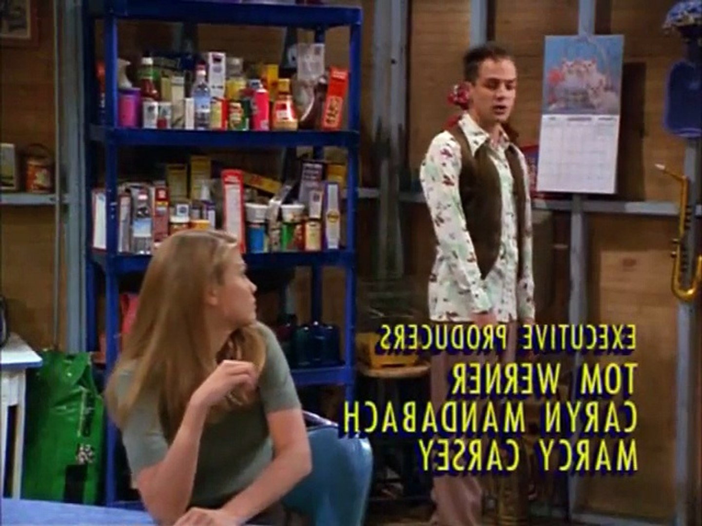 3rd Rock from The Sun S2 Ep 4 - Big Angry Virgin from Outer Space