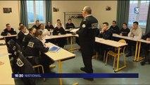 Formation : avec les jeunes recrues à l'école de police