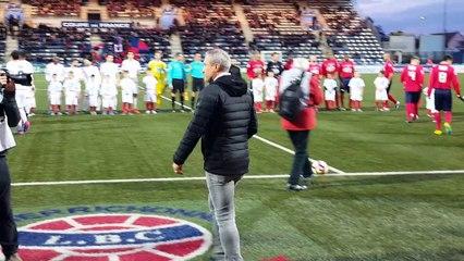 Berrichonne /Lorient 31/01/17