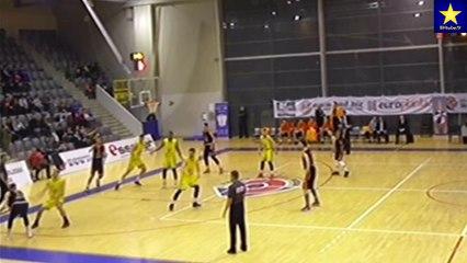Džanan Musa trojke vs. KK Osijek (6.2.2017)
