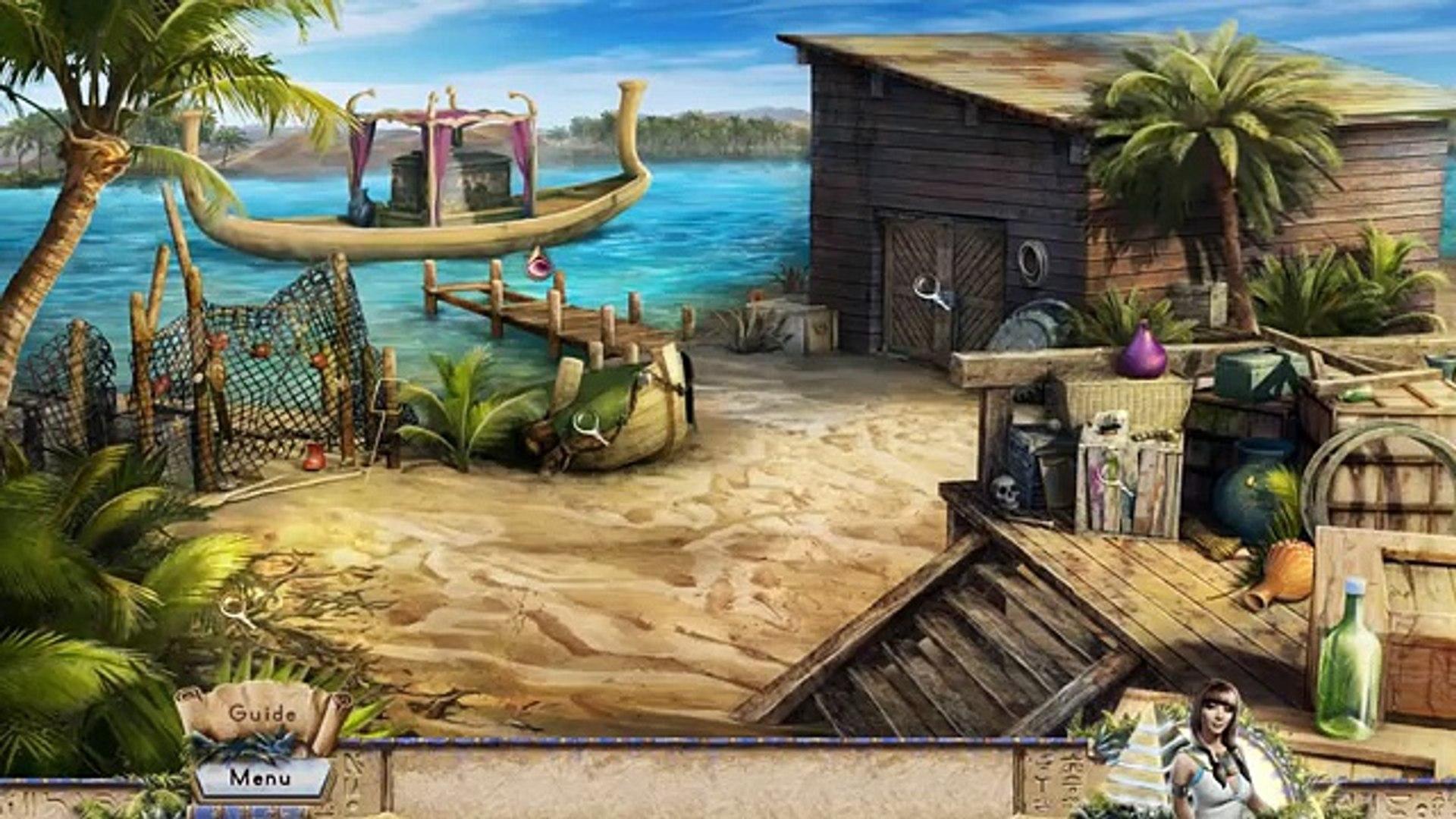 Загадки Египта [Android и iOS] геймплей HD