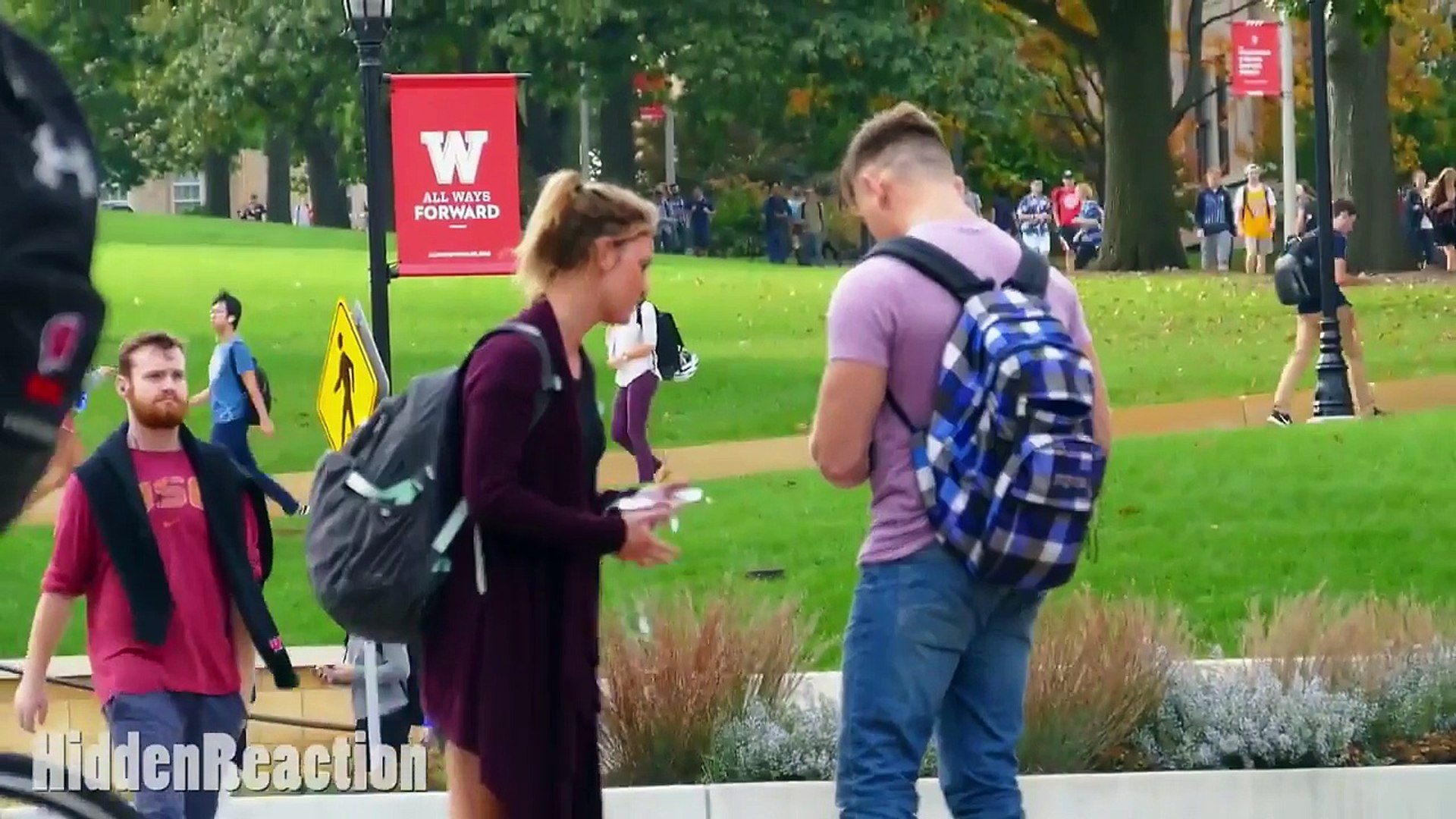 Do Girls Like Muscles? - Social Experiment Prank 2016