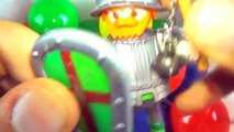 Knights and Candy Playmobil Knights Surprises