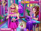 Super Barbie Design Rivals - Game for Girls - Games for Kids - Cartoons for Children