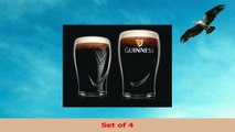 Guinness Irish Pint Beer Glasses 16oz  Set of 4 dc9551bf