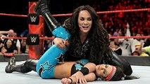Bayley vs. Nia Jax Full Match - WWE RAW 2_6_2017 HD - WWE Monday Night Raw 6 February 2017 HD