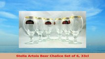 Stella Artois Beer Chalice Set of 6 33cl bde8864c