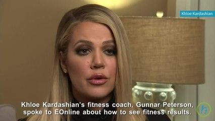 Celebrity Health: Khloe Kardashian's Trainer Advice