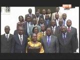 Le 1er ministre Ahoussou a échangé avec les membres de l'union des villes et communes de CI